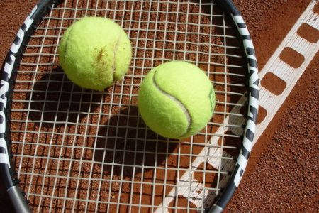 Tennis Tip: Getting Out of a Slump