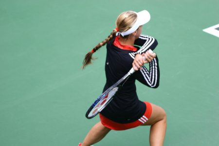 Hitting the Ball Deep | Precision Tennis Academy