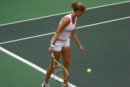 Hitting a Kick Serve | Precision Tennis Academy