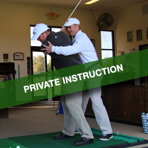 Private Golf Instruction at Bur-Mil Park and Bryan Park in Greensboro, NC