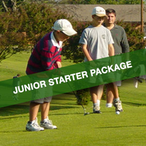 Precision Junior Golf Development Starter Package