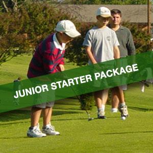 Precision Junior Golf Development Starter Package