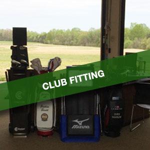 Golf Club Fitting at Precision Golf School in Greensboro NC