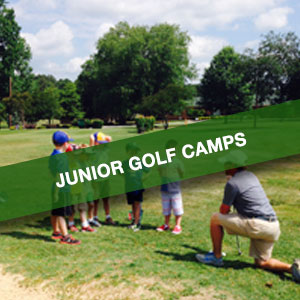 Golf Camp at Bur-Mil Park and Bryan Park in Greensboro NC