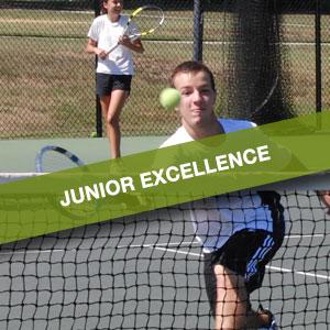 Junior Excellence Academy at Bur-Mil Park | Junior Tennis Instruction