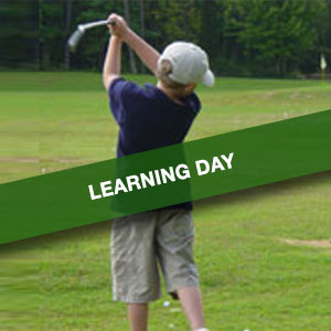 Precision Junior Golf Development Learning Day at Bur-Mil Park and Bryan Park