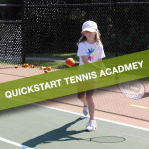 QuickStart Tennis at Bur-Mil Park | Precision Tennis Academy