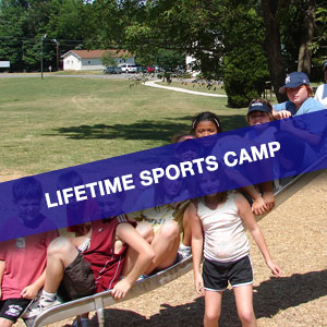 Lifetime Sports Camp | Golf, Tennis and multi-sport camp