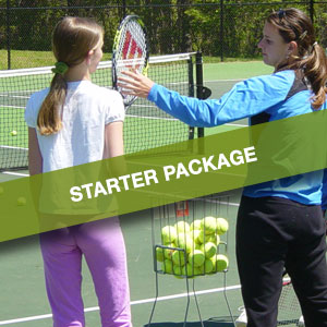 Junior Tennis Starter Package | Precision Tennis Academy at Bur-Mil Park in Greensboro NC