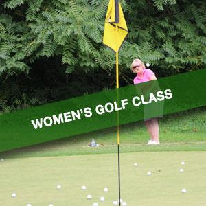 Women's Golf Class | Precision Golf School