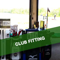 Golf Club Fitting at Precision Golf School in Greensboro NC