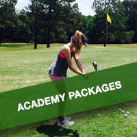 Junior Golf Development at Bur-Mil Park and Bryan Park | Academy Packages