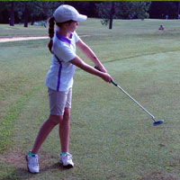 Precision Junior Golf Development Academy Packages