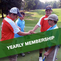 Precision Junior Golf Development Playing League in Greensboro NC