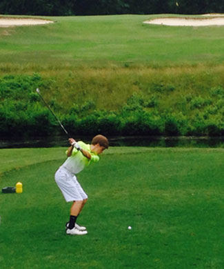 Precision Junior Golf Development Advanced Players