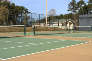 Precision Tennis Academy | QuickStart Tennis Courts Bur-Mil Park
