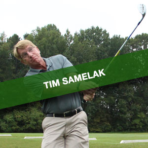 Tim Samelak Teaching Professional | Precision Golf School