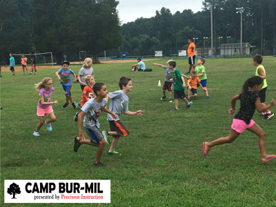 Camp Bur-Mil | Greensboro NC Recreational Day Camp
