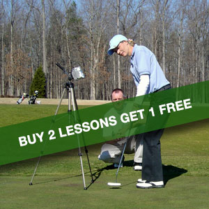 Buy 2 Lessons Get 1 Free | Precision Golf School
