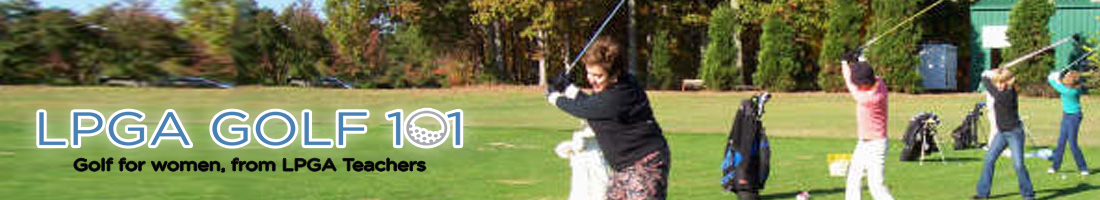 Women's Group Golf Instruction at Bur-Mil Park | Precision Golf School