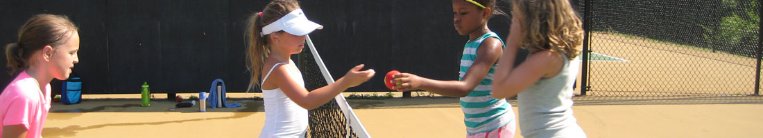 Precision Junior Tennis Starter Package at Bur-Mil Park