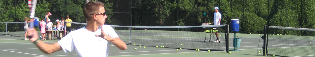 Precision Tennis Junior Excellence Program