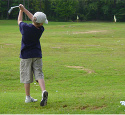 Precision Jr Development Golf Camps