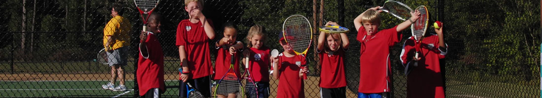 Tennis Camp - Ages 5-17 at Bur-Mil Park | Precision Tennis Academy